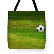 Soccer Season Tote Bag