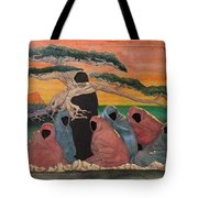 Social Perception Tote Bag