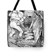 Socialism And The Imperialistic Will O The Wisp Tote Bag