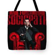 Sociopath Tote Bag