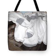 Sock It To Me Tote Bag