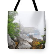 Socked In Tote Bag
