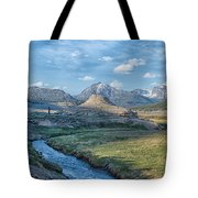 Soda Butte Tote Bag