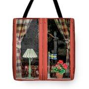 Soderkoping Window Tote Bag by KG Thienemann