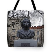 Soe Agents Monument Tote Bag