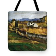 Soffici: Hill, 1922 Tote Bag