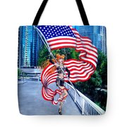 Sofia Metal Queen. Born 4th Of July Tote Bag