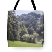 Soft Afternoon Tote Bag
