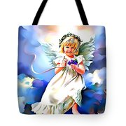Soft And Dreamy Sweet  Tote Bag