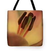 Soft And Pure Tote Bag