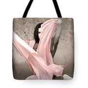 Soft And Sensual Tote Bag