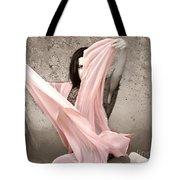 Soft And Sensual Tote Bag