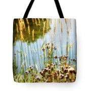 Soft And Surreal Tote Bag