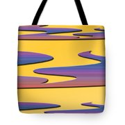 Soft Colors Tote Bag