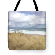 Soft Dunegrass Dyer Hollow Truro Tote Bag