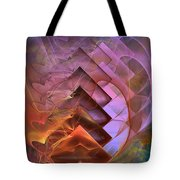 Soft Echoes Tote Bag