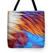 Soft Feather Palette Tote Bag