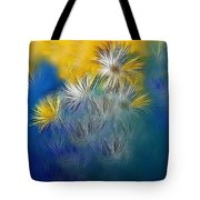 Soft-flowers Tote Bag