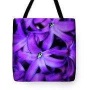 Soft Hyacinth Tote Bag