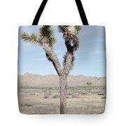 Soft Joshua Tree Tote Bag
