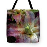Soft Lilies 3637 Idp_2 Tote Bag