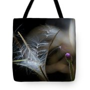 Soft Little Flowers Tote Bag