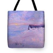 Soft Morning Tote Bag