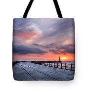 Soft Morning Light Tote Bag