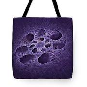 Soft Septal Spiral Tote Bag