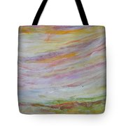 Soft Sky Tote Bag