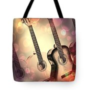 Soft Sounds Tote Bag