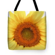 Soft Sunflower Tote Bag