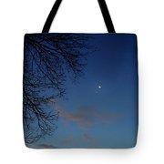 Soft Sunrise Tote Bag