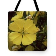 Soft Yellow Flowers Tote Bag