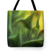 Softabstractsunflower Tote Bag