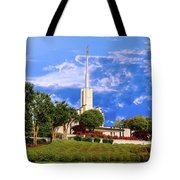 Softly Beckons Tote Bag