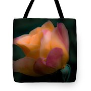 Softly Pouting Tote Bag