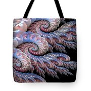 Softly Whispering Tote Bag
