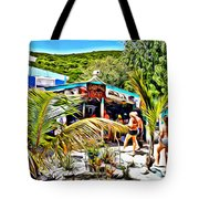 Soggy Dollar Time Tote Bag
