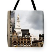 Sohmer Piano Building And Flatiron District  Tote Bag