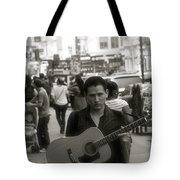 Soho Album Cover Tote Bag