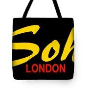 Soho-london Tote Bag