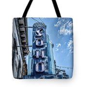 Soho Lounge Austin Tote Bag