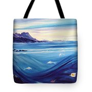 Sokehs Dawn Tote Bag