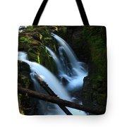 Sol Duc Falls 3 Tote Bag