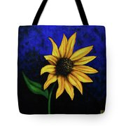 Sol Flower Tote Bag