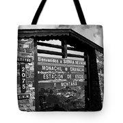 Sol Y Nieve ... Tote Bag