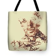 Solace Of Spirit Within Tote Bag