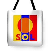 Solar Tote Bag