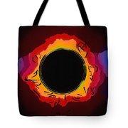Solar Eclipse 3 Tote Bag
